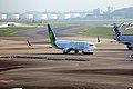 Spring Airlines Japan, Boeing 737-81D, JA01GR (20163911301).jpg