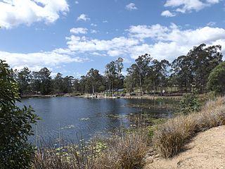 Springfield Lakes, Queensland Suburb of City of Ipswich, Queensland, Australia