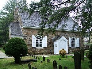 St. David's Episcopal Church (Radnor, Pennsylvania) - St. David's, April 2009