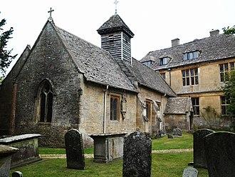 Whittington, Gloucestershire - St. Bartholomew's Church, Whittington