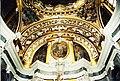 St. John Cathedral Church in Wroclaw plafond Andrzej Jurkowski 1998-2000 P03.jpg