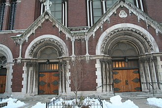 St. Michael's Church, Old Town, Chicago - Image: St. Michael 3