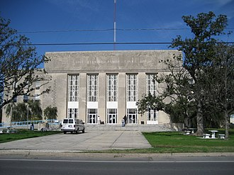 St. Bernard Parish, Louisiana - Image: St Bernard Parish Cthouse Jan 07