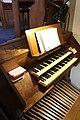 St Andrews Exwick Exeter Organ keyboard.jpg