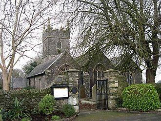 St Budeaux - The Parish Church of St Budeaux