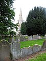 St James, Hockwold cum Wilton, Norfolk - Churchyard - geograph.org.uk - 855926.jpg