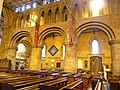 St John the Baptist Parish Church, Chester - south side of nave 01.jpg