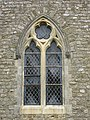 St John the Evangelist's Church, Old Kiln Lane, Churt (June 2015) (Window) (1).JPG