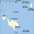St Kilda map with Gaelic.PNG