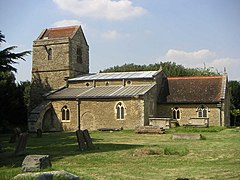 St Lawrence Church, Bradwell - geograph.org.uk - 208579.jpg