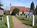 St Luke's Church, Burpham - geograph.org.uk - 362145.jpg