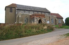 St Mary's Church, Shotley - geograph.org.uk - 941182.jpg