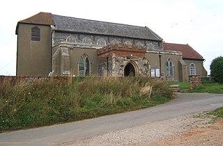 Shotley Human settlement in England