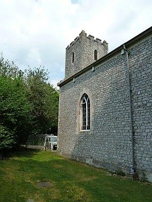 Funtington - Image: St Mary, Sennicotts (3) (geograph 1895908)