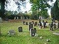 St Mary Magdalene Church, Hadnall, Graveyard - geograph.org.uk - 590761.jpg