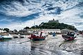 St Michael's Mount from the Harbour Wall.jpg