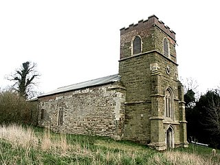 St Michaels Church, Burwell Church in Lincolnshire, England