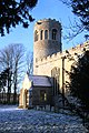 St Nicholas Church, Little Saxham - geograph.org.uk - 1111766.jpg
