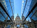 St Paul's Cathedral reflections at One New Change 01.jpg