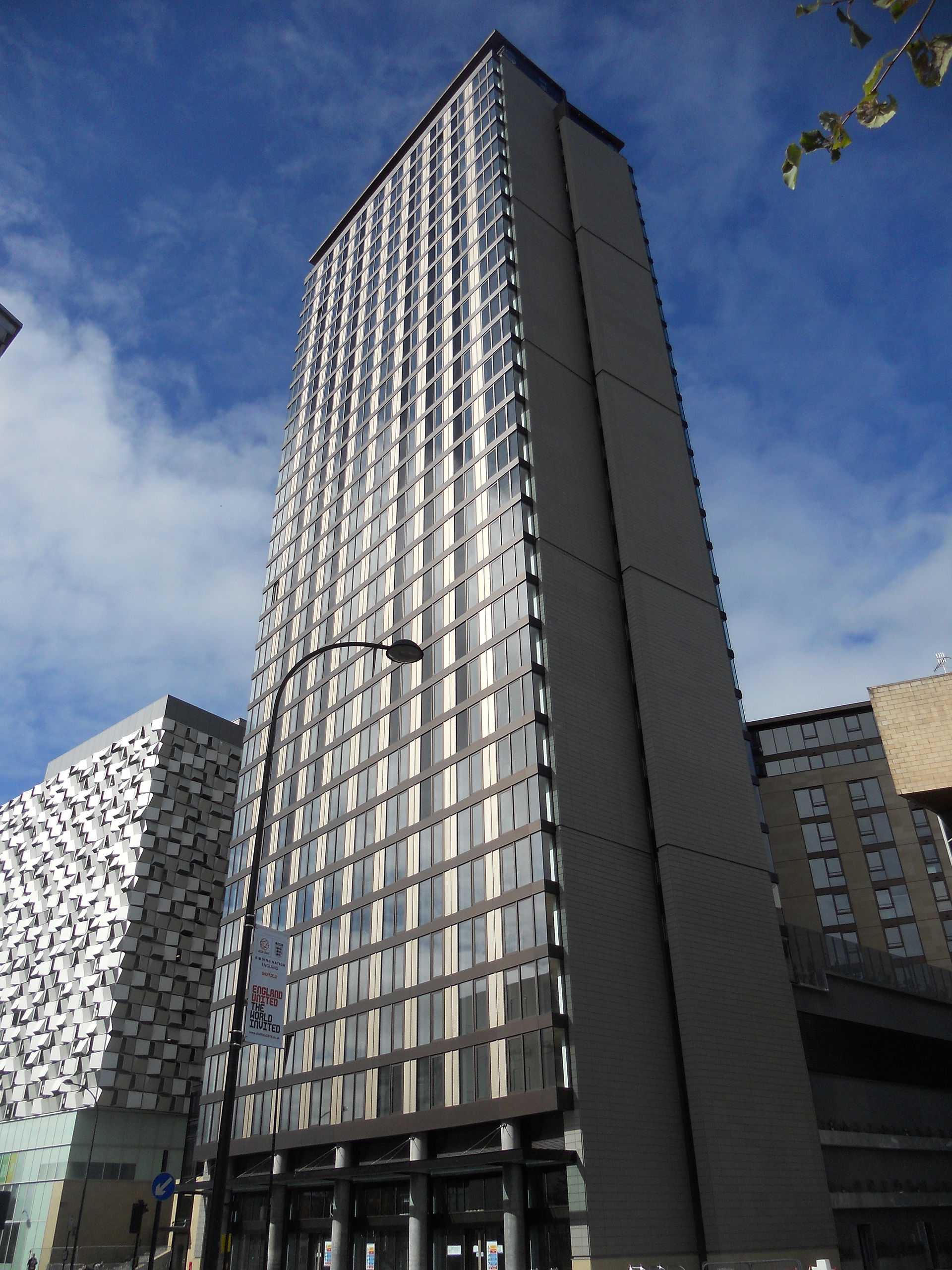 St Paul S Tower Wikipedia