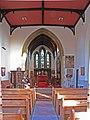 St Peter, Arkley, Herts - East end - geograph.org.uk - 379888.jpg