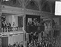 Staatsbezoek Franse president Coty aan Nederland, Den Haag , tweede dag, galacon, Bestanddeelnr 906-6148.jpg