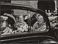 Staatsbezoek Franse president Coty aan Nederland. Den Haag. Koningin Juliana en , Bestanddeelnr 079-0513.jpg