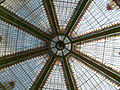 Stained glass roof Oktogon Zagreb Croatia.jpg