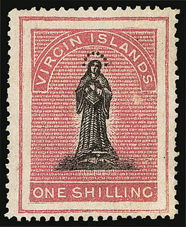 Postage stamps and postal history of the British Virgin Islands
