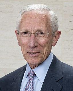 Stanley Fischer American economist