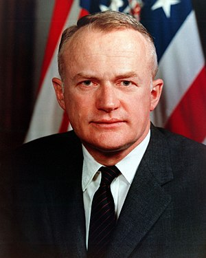 Under Secretary of Defense for Policy - Image: Stanley Rogers Resor, official photo