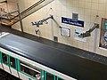 Station Métro Ligne 13 Courtilles Gennevilliers 2.jpg