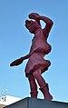 Statue Roman lar 03, Wels.jpg