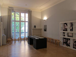 Claus von Stauffenberg - Office at Bendlerblock.