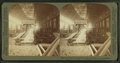 Steel works, Pittsburgh, Pa., beam of hot iron in rolling mill, drawn out (00?) feet long, from Robert N. Dennis collection of stereoscopic views 2.png