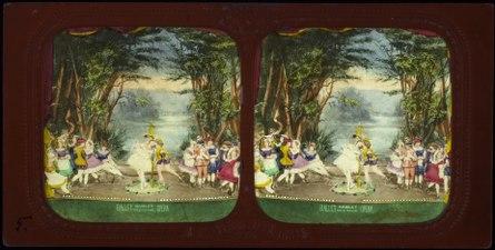 Stereokort, Hamlet 5, Fête du printemps, ballet - SMV - S47b.tif
