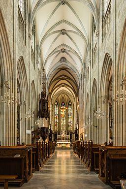 Stiftskirche Admont Innenraum 01