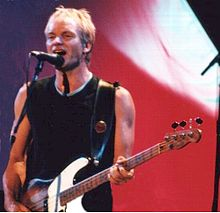 Sting (Gordon Sumner)