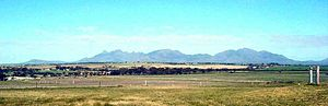 Stirling Range - Stirling Range from the north