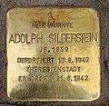 Stolperstein Bayerische Str 12 (Wilmd) Adolph Silberstein.jpg