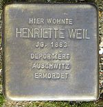 Stolperstein Offenburg Henriette Weil.jpg