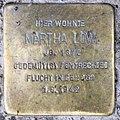 Stolperstein Pariser Str 17 (Wilmd) Martha Löw.jpg
