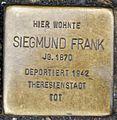 Stolperstein Remscheid Alleestraße 20 Siegmund Frank.jpg