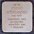 Stolperstein für Edmund Knöpflmacher (Lostice).jpg