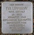 Stolpersteine Köln, Eva Lippmann (Bachemer Straße 327).jpg
