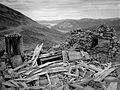 Stone houses belonging to the Mountain Hero mine (10568281235).jpg
