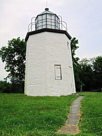 Stony Point, New York - Stony Point Light in Stony Point
