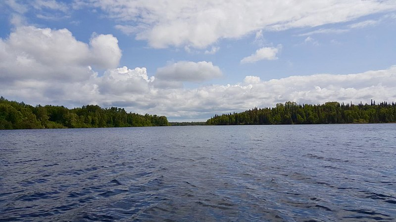 File:Stormy Lake, Alaska.jpg