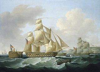 Battle of Cape Ortegal battle