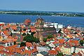 Stralsund, Blick von der Marienkirche (2013-07-07-), by Klugschnacker in Wikipedia (8).JPG
